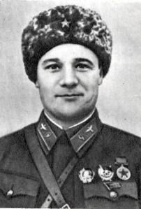 Генерал-майор авиации Иван Иванович Копец