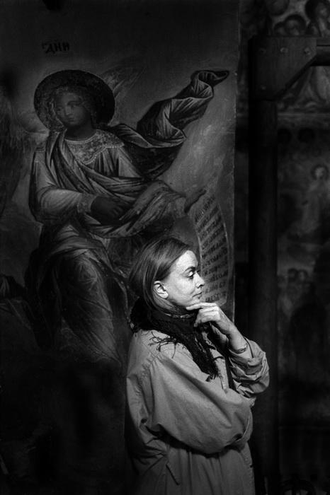 Margarita Terekhova.