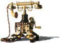 Телефон, подаренный Эрикссоном Николаю II