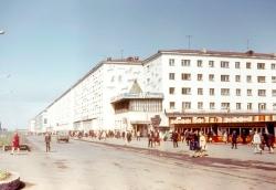 Норильск. 1972 год