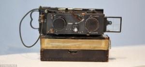 Стереофотоаппарат фирмы «Verascope» конца XIX века