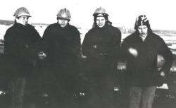 Стройотряд в Норильске. 1973 год