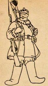 Василий Тёркин в 1940 году