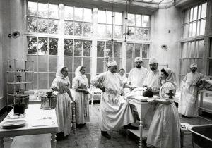Дореволюционная больница в Крыму