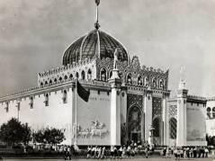 "Павильон ""Казахстан"". 1939 год"
