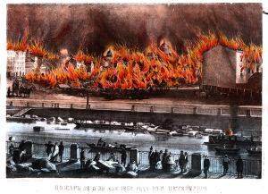 Пожар 28 и 29 мая 1862 года в Санкт-Петербурге