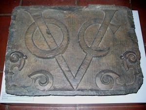 Эмблема VOC