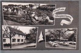 Одна из открыток издательства Hans Glogner