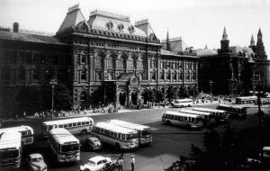 Центральный музей В.И.Ленина. 60-е годы
