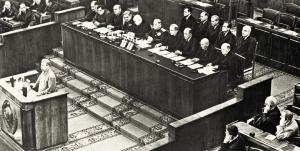 XIX съезд КПСС. 1952 год