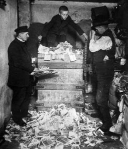 Германия. 1923 год