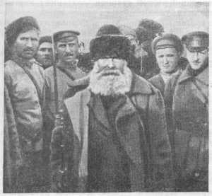 Первые добровольцы Красной Армии