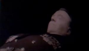 Клемент Готвальд в мавзолее