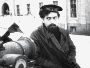 Павел Дыбенко в Нарве