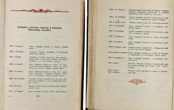 Хроника всех арестов, ссылок и побегов Иосифа Сталина