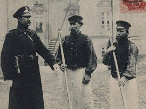 Верные помощники полицейских в царской России