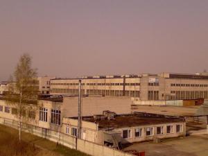 Завод RAF. 80-е годы