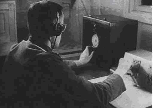 Подпольное прослушивание Совинформбюро в Харькове, 1942 год