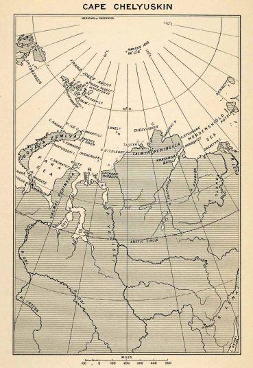 Деревянная карта Севера из коллекции