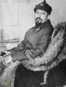 Николай Подвойский