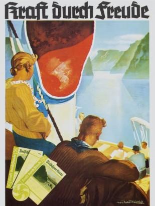 Реклама круизов от KdF