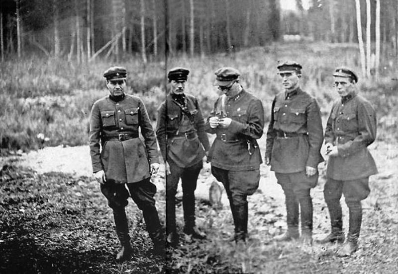 Расстрельная команда НКВД