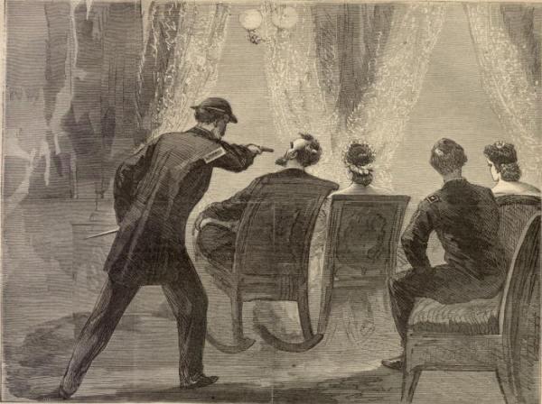 Убийство А.Линкольна