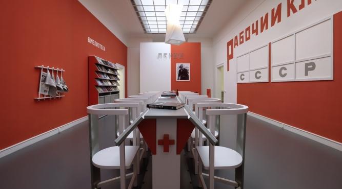 Мебель по эскизам Родченко