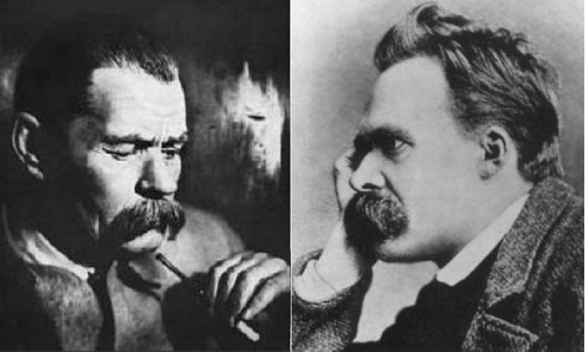Горький и его кумир Ницше
