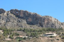 Гора Сьерра дель Кабезо д'Ор