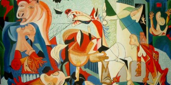 Трагедия Герники в интерпретации Пабло Пикассо