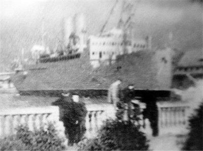 Пассажирский лайнер «Juan Sebastian Elcano»