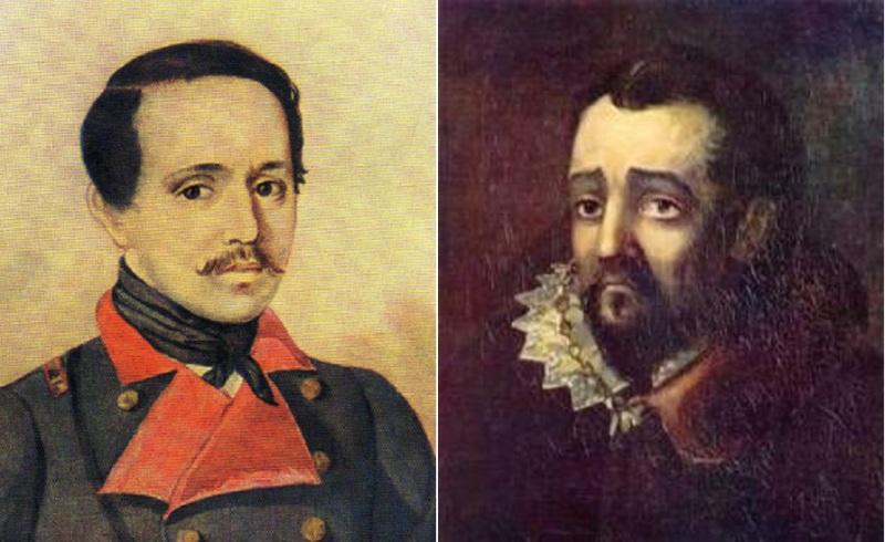 Михаил Лермонтов так верил в свои испанские корни, что даже написал маслом портрет своего предполагаемого предка - герцога Лерма