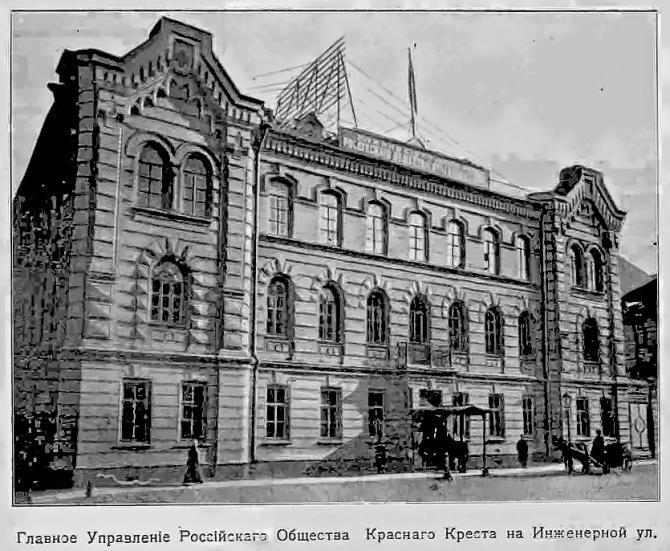 Главное Управление Российского Общества Красного Креста