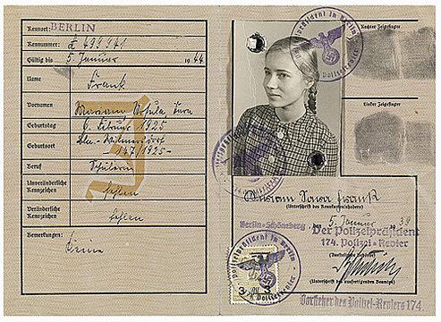 Паспорт 1938 года узун хаджи