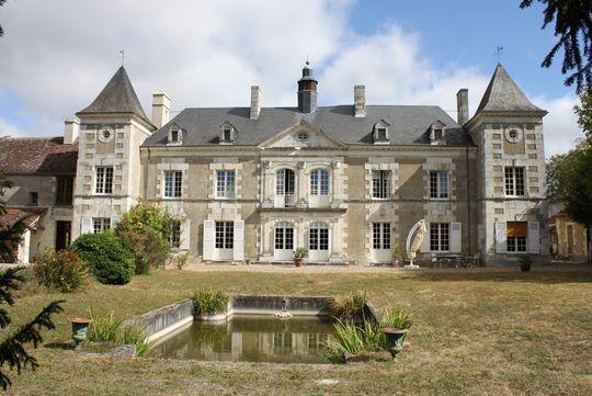 Semblancay Castle