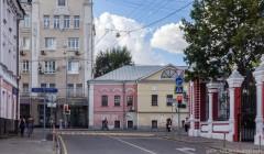 Фрагменты загородного дворца Василия III - дом 15а по Старой Басманной улице