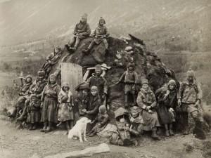Саамы XX века