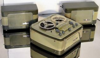 Эти культовые магнитофоны конца 1950-х годов были изготовлены в стенах Ирининской церкви.