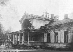 Имение Н.Н.Шерупенкова в Медведково (не сохранилось).