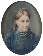 Княгиня Софья Александровна Щербатова (урожд.Апраксина)