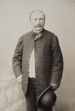 Генерал-лейтенант в отставке Иван Григорьевич Ностиц, герой Кавказской войны.