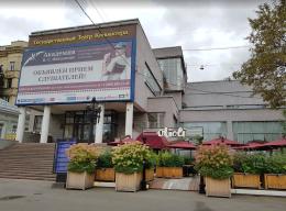 Театр киноактёра в наши дни остался лишь в вывеске. Истинными хозяевами тут стали Академия Н.С.Михалкова и многочисленные рестораны.