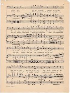 Ноты «Песня Тореодора»